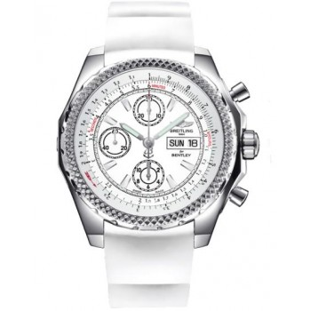 Captain Replica Watch - Breitling Bentley GT II White Dial A1336512/A736