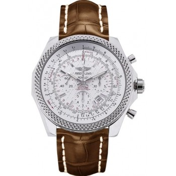 Captain Replica Watch - Breitling Bentley B06 Silver Dial AB061112/G802
