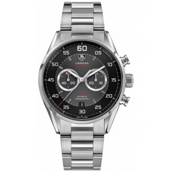 Captain Replica Watch - TAG Heuer Carrera Calibre 36 Chronograph Flyback Steel CAR2B10.BA0799