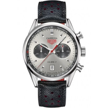 Captain Replica Watch - TAG Heuer Carrera Calibre 17 Jack Heuer 80th Birthday Limited Edition CV2119.FC6310