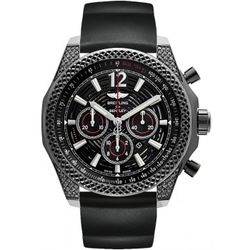 Captain Replica Watch - Breitling Bentley Barnato 42 Midnight Carbon M41390AN/BC83