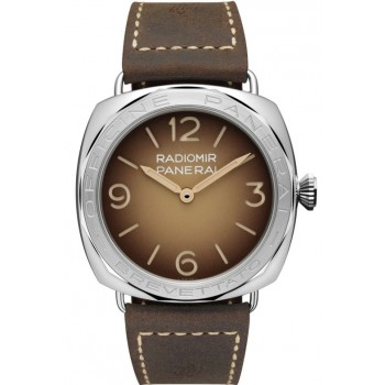 Captain Replica Watch - Panerai Radiomir 3 Days Acciaio 47mm Limited Edition PAM00687