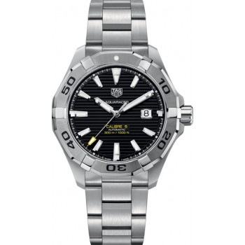 Captain Replica Watch - TAG Heuer Aquaracer 300M 43mm Black Dial WAY2010.BA0927