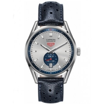 Captain Replica Watch - TAG Heuer Carrera Calibre 6 39mm Blue Dial WV5111.FC6350