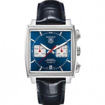 Captain Replica Watch - TAG Heuer Monaco Steve McQueen Automatic Chronograph CAW2111.FC6183