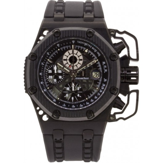 Captain Replica Watch - Audemars Piguet Royal Oak Offshore Survivor Limited 26165IO.OO.A002CA.01