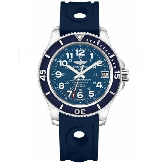 Captain Replica Watch - Breitling Superocean II 36 Mariner Blue Dial A17312D1/C938-270S