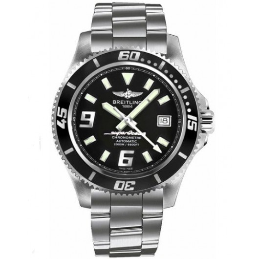 Captain Replica Watch - Breitling Superocean 44 Stainless Steel A1739102/BA77-162A