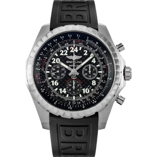 Captain Replica Watch - Breitling Bentley 24H Black Dial Limited Edition AB022022/BC84
