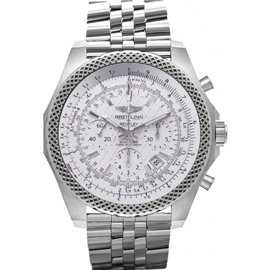 Captain Replica Watch - Breitling Bentley B06 S Silver Dial AB061221/G810