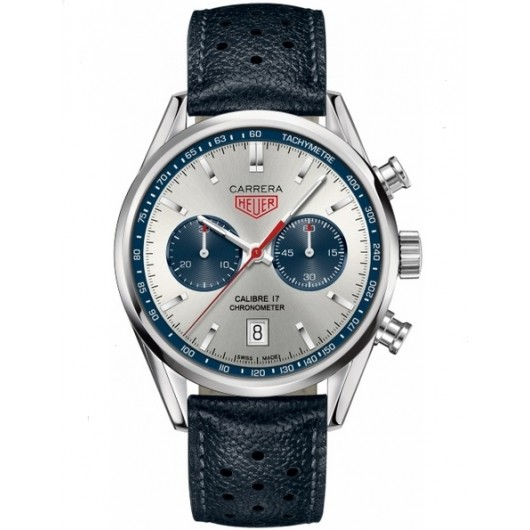 Captain Replica Watch - TAG Heuer Carrera Calibre 17 Chronograph CV5111.FC6335