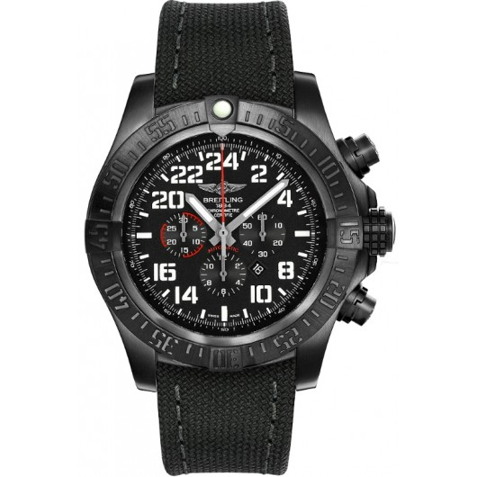 Captain Replica Watch - Breitling Super Avenger II Military Limited Edition M2233010/BC91/100W