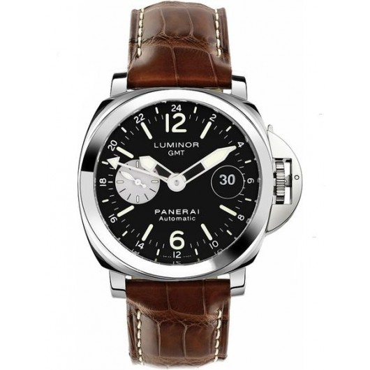 Captain Replica Watch - Panerai Luminor GMT 44mm PAM00088