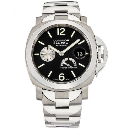 Captain Replica Watch - Panerai Luminor Power Reserve Titanium & Steel PAM00171