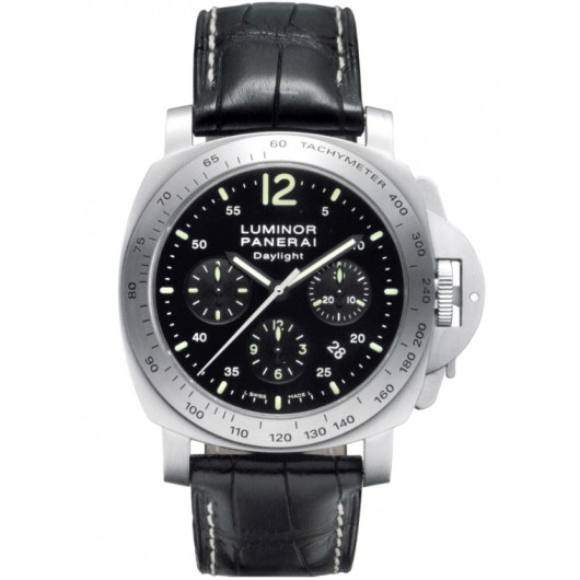 Captain Replica Watch - Panerai Luminor Daylight Chronograph PAM00250