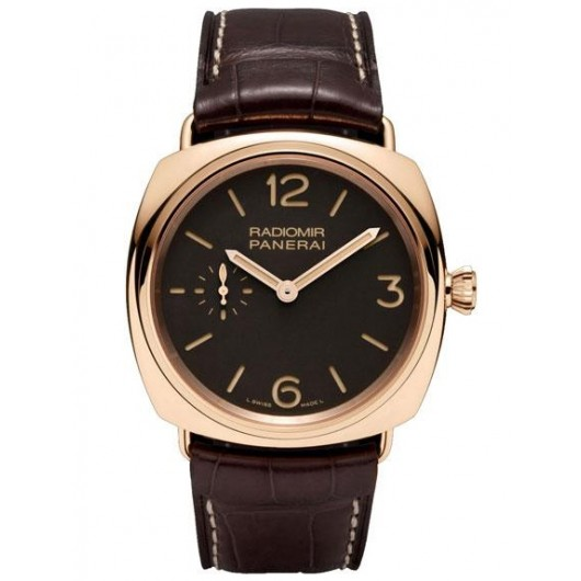 Captain Replica Watch - Panerai Radiomir Oro Rosso 42mm PAM00439
