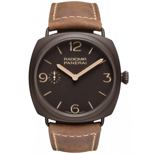 Captain Replica Watch - Panerai Radiomir Composite 3 Days 47mm PAM00504