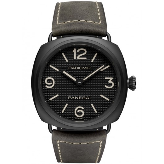Captain Replica Watch - Panerai Radiomir Black Matte Ceramic 45mm PAM00643