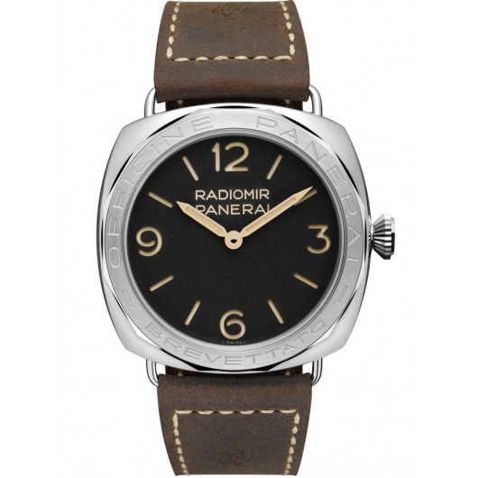 Captain Replica Watch - Panerai Radiomir 3 Days Acciaio 47mm Limited Edition 47mm PAM00685