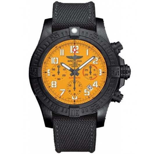 Captain Replica Watch - Breitling Avenger Hurricane 45 Yellow Dial XB0180E4.I534.253S.X20D.4