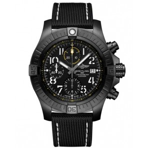 Captain Replica Watch - Breitling Avenger Chronograph Night Mission V13317101B1X1