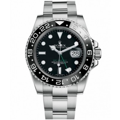 Captain Replica Watch - Replica Rolex GMT-Master II 116710LN