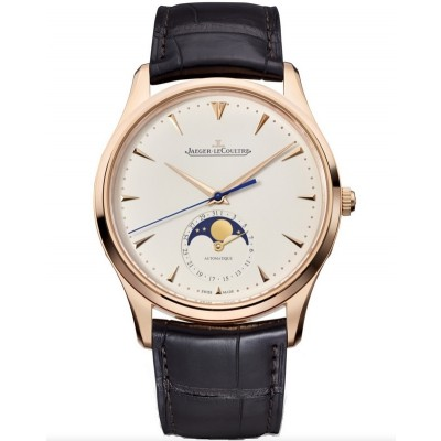 Captain Replica Watch - Jaeger-LeCoultre Master Ultra Thin Moon Rose Gold 1362520