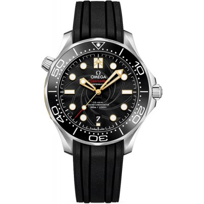 Captain Replica Watch - Omega Seamaster Diver 300M James Bond On Her Majesty's Secret Service 210.22.42.20.01.004
