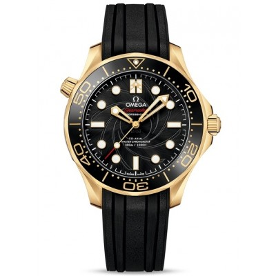 Captain Replica Watch - Omega Seamaster Diver 300M James Bond On Her Majesty's Secret Service 210.62.42.20.01.001