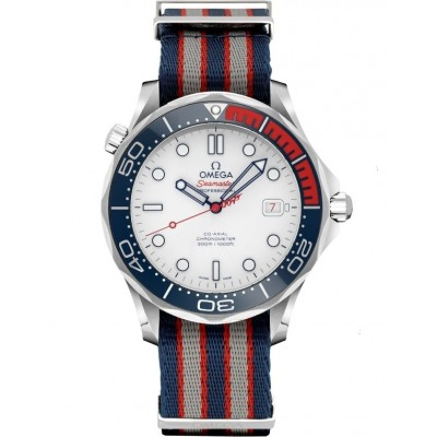 Replica Watch - Omega Seamaster Diver 300M JAMES BOND Limited Edition 212.32.41.20.04.001