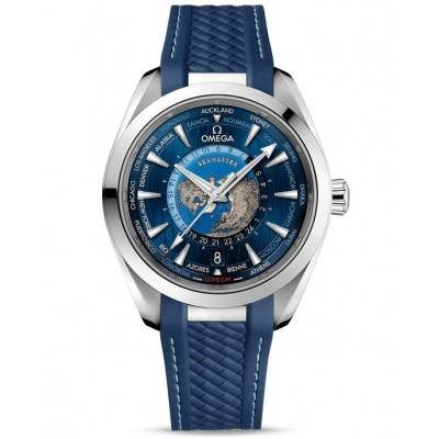 Replica Watch - Omega Seamaster Aqua Terra GMT Worldtimer 220.12.43.22.03.001