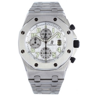 Captain Replica Watch - Audemars Piguet Royal Oak Offshore Chronograph Stainless Steel 25721ST.OO.1000ST.07