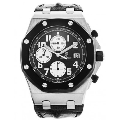 Captain Replica Watch - Audemars Piguet Royal Oak Offshore Rubberclad Chronograph 25940SK.OO.D002CA.01