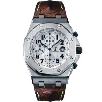 Captain Replica Watch - Audemars Piguet Royal Oak Offshore Chronograph SAFARI 26170ST.OO.D091CR.01