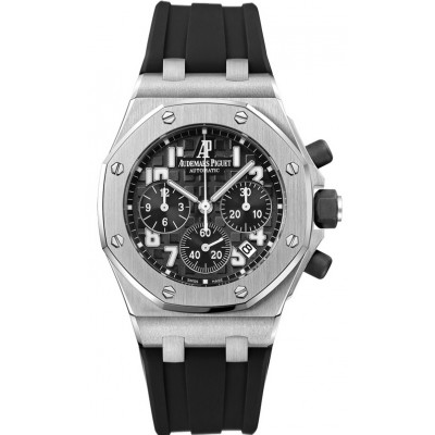 Captain Replica Watch - Audemars Piguet Royal Oak Offshore Chronograph Steel 26283ST.OO.D002CA.01