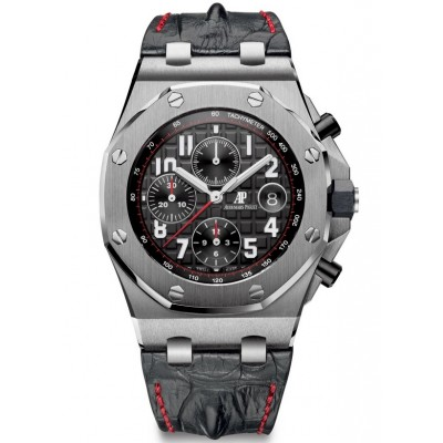 Captain Replica Watch - Audemars Piguet Royal Oak Offshore Chronograph Stainless Steel 26470ST.OO.A101CR.01