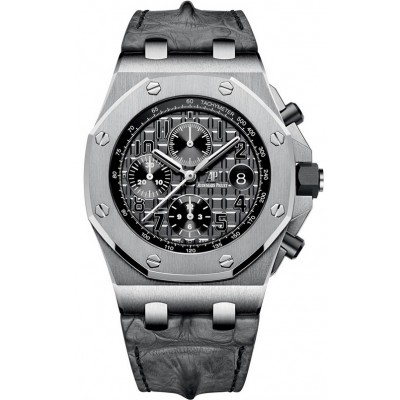 Captain Replica Watch - Audemars Piguet Royal Oak Offshore Chronograph Elephant 26470ST.OO.A104CR.01
