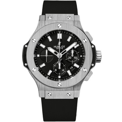 Captain Replica Watch - Hublot Big Bang Chronograph 44mm Steel 301.SX.1170.RX