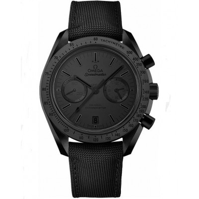 Captain Replica Watch - Omega Speedmaster Dark Side of the Moon Black Black 311.92.44.51.01.005