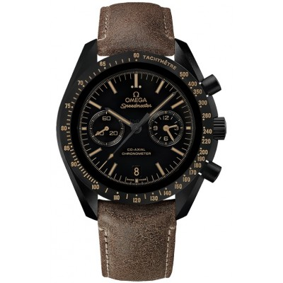 Captain Replica Watch - Omega Speedmaster Dark Side of the Moon Vintage Black Moonwatch 311.92.44.51.01.006