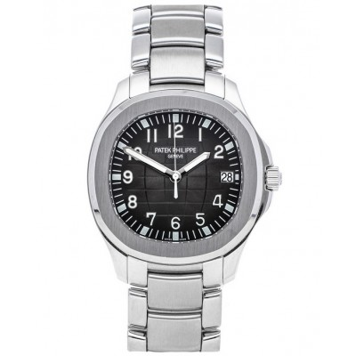 Captain Replica Watch - Patek Philippe Aquanaut Steel 5167/1A-001