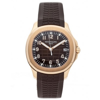 Captain Replica Watch - Patek Philippe Aquanaut Rose Gold 5167R-001