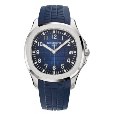 Captain Replica Watch - Patek Philippe Aquanaut Blue 5168G-001