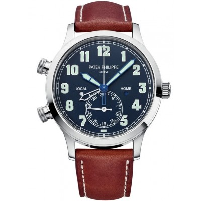 Replica Patek Philippe Calatrava Pilot Travel Time 5524G