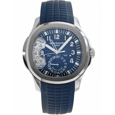Captain Replica Watch - Patek Philippe Aquanaut Travel Time 5650 Advanced Research 5650G-001