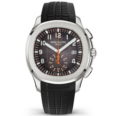 Captain Replica Watch - Patek Philippe Aquanaut Chronograph 5968A-001