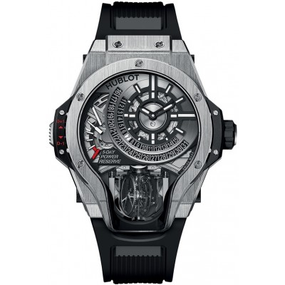 Replica Hublot MP-09 Tourbillon Bi-Axis Titanium 909.NX.1120.RX