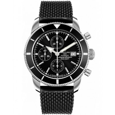 Captain Replica Watch - Breitling Superocean Heritage Chronograph 46 Volcano Black A1332024/B908