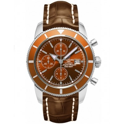 Captain Replica Watch - Breitling Superocean Heritage Chronograph 46 Bronze A1332033/Q553