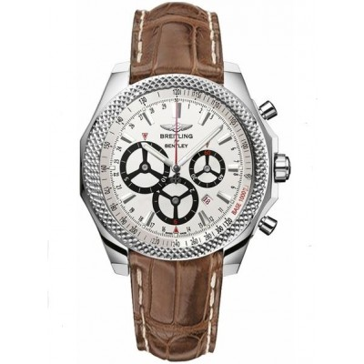 Captain Replica Watch - Breitling Bentley Barnato Racing Silver Dial A2536621/G732